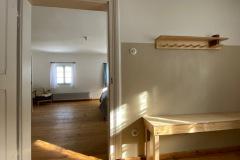 Zwei Zimmer im 1. Stock Ferienhaus