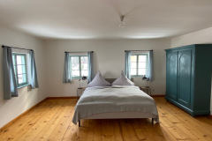Zimmer mit Doppelbett 1. Stock Ferienhaus