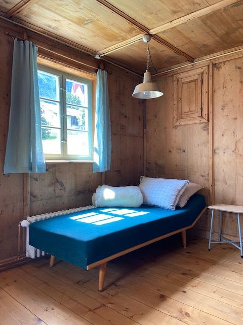 Stube Ferienhaus Berwang Neunzehn